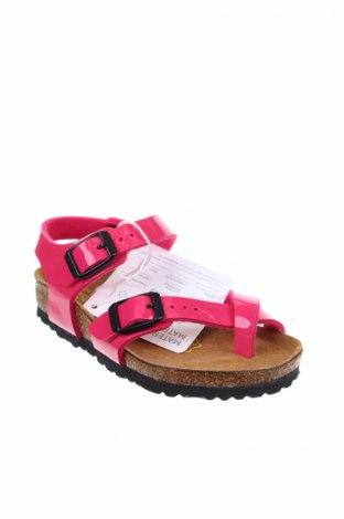 Παιδικά σανδάλια Birkenstock, Μέγεθος 24, Χρώμα Ρόζ , Πολυουρεθάνης, Τιμή 25,65€