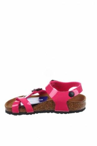 Παιδικά σανδάλια Birkenstock, Μέγεθος 27, Χρώμα Ρόζ , Πολυουρεθάνης, Τιμή 25,65€