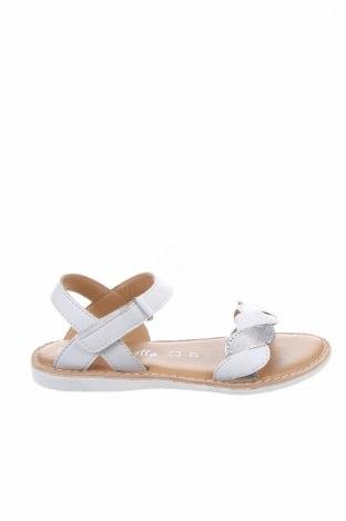 Παιδικά σανδάλια, Μέγεθος 31, Χρώμα Λευκό, Γνήσιο δέρμα, Τιμή 25,65€