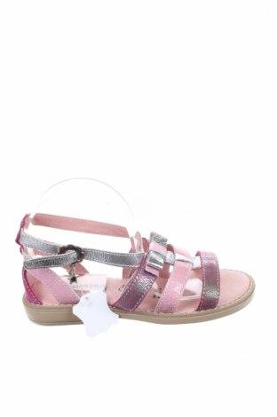 Детски сандали Orchestra, Размер 29, Цвят Розов, Естествена кожа, Цена 26,22лв.