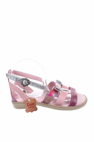 Детски сандали Orchestra, Размер 27, Цвят Розов, Естествена кожа, Цена 26,22лв.