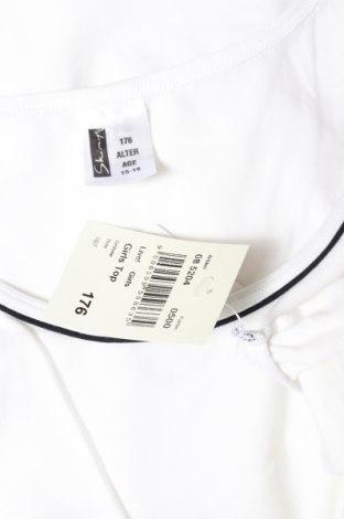 Детско бельо Skiny, Размер 15-18y/ 170-176 см, Цвят Бял, 95% памук, 5% еластан, Цена 20,25лв.