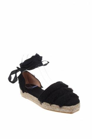 Εσπάδριλλες Castaner, Μέγεθος 36, Χρώμα Μαύρο, Κλωστοϋφαντουργικά προϊόντα, Τιμή 38,40€