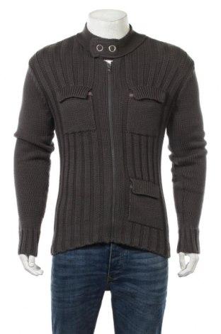 Мъжка жилетка Esprit, Размер M, Цвят Зелен, 50% памук, 50% акрил, Цена 25,94лв.