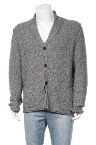 Мъжка жилетка Hugo Boss, Размер XL, Цвят Сив, Памук, Цена 91,77лв.