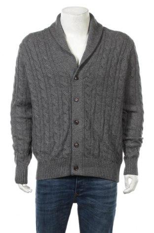 Мъжка жилетка Suitsupply, Размер XL, Цвят Сив, 70% вълна, 30% кашмир, Цена 51,87лв.