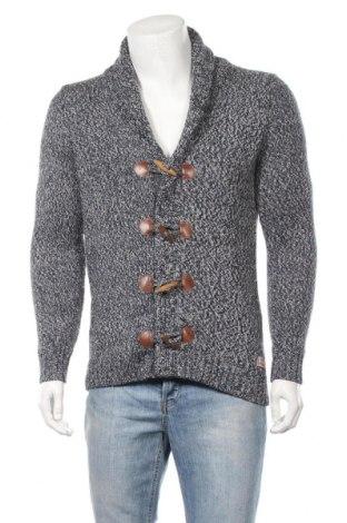 Мъжка жилетка Tom Tailor, Размер M, Цвят Многоцветен, 50% полиакрил, 50% памук, Цена 34,91лв.
