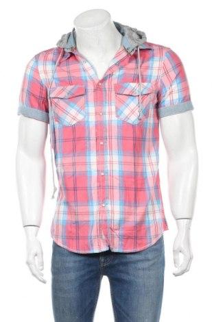 Ανδρικό πουκάμισο Alcott, Μέγεθος L, Χρώμα Πολύχρωμο, 100% βαμβάκι, Τιμή 11,36€