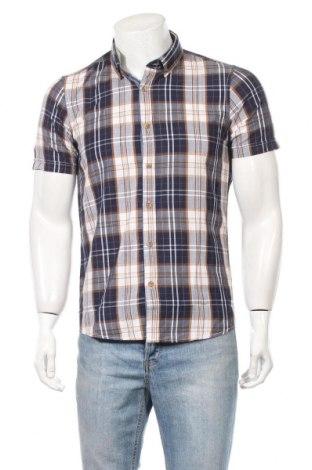 Мъжка риза Best Mountain, Размер S, Цвят Многоцветен, 100% памук, Цена 21,07лв.