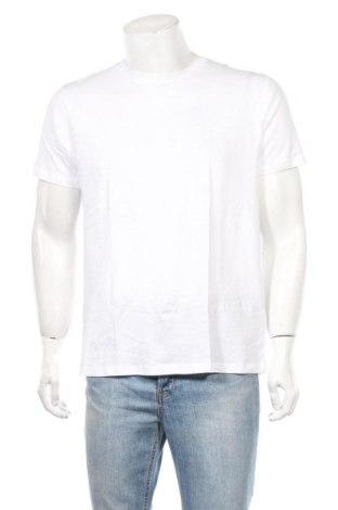 Ανδρικό t-shirt Brave Soul, Μέγεθος L, Χρώμα Λευκό, Βαμβάκι, Τιμή 7,09€
