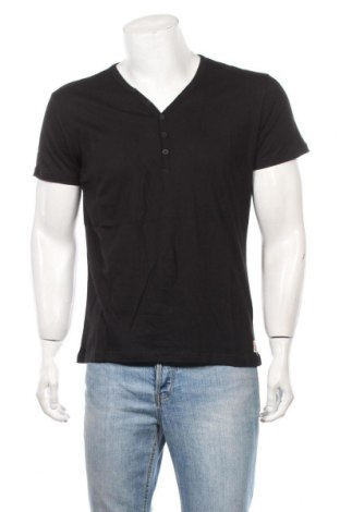Ανδρικό t-shirt Japan Rags by Le Temps des Cerises, Μέγεθος L, Χρώμα Μαύρο, Βαμβάκι, Τιμή 21,34€