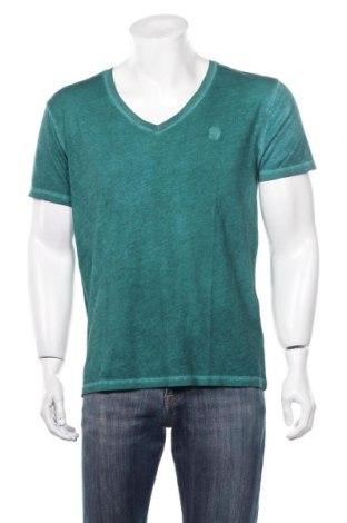 Ανδρικό t-shirt Otto Kern, Μέγεθος L, Χρώμα Πράσινο, Βαμβάκι, Τιμή 19,77€