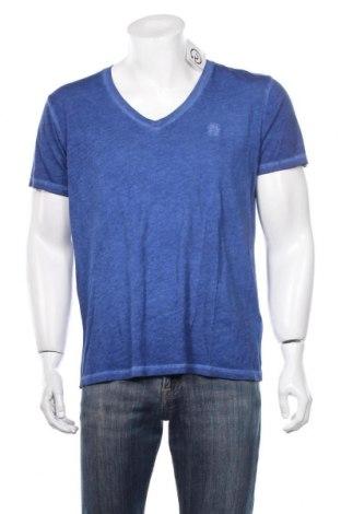 Ανδρικό t-shirt Otto Kern, Μέγεθος L, Χρώμα Μπλέ, Βαμβάκι, Τιμή 19,77€