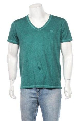 Ανδρικό t-shirt Otto Kern, Μέγεθος L, Χρώμα Πράσινο, Βαμβάκι, Τιμή 24,43€