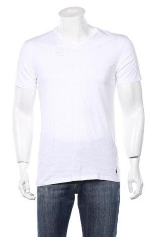 Ανδρικό t-shirt Polo By Ralph Lauren, Μέγεθος L, Χρώμα Λευκό, Βαμβάκι, Τιμή 16,06€