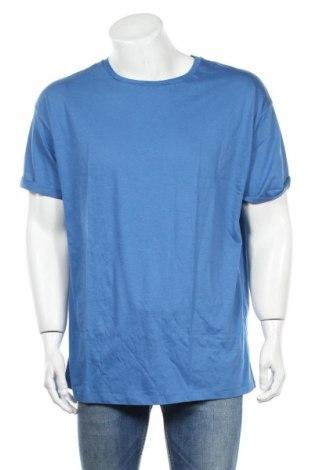 Ανδρικό t-shirt United Colors Of Benetton, Μέγεθος M, Χρώμα Μπλέ, Βαμβάκι, Τιμή 7,48€