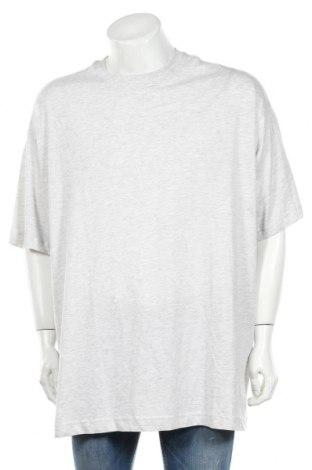 Ανδρικό t-shirt Weekday, Μέγεθος XL, Χρώμα Γκρί, 80% βαμβάκι, 20% βισκόζη, Τιμή 7,09€