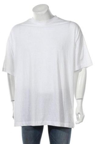 Ανδρικό t-shirt Weekday, Μέγεθος M, Χρώμα Λευκό, Βαμβάκι, Τιμή 7,09€