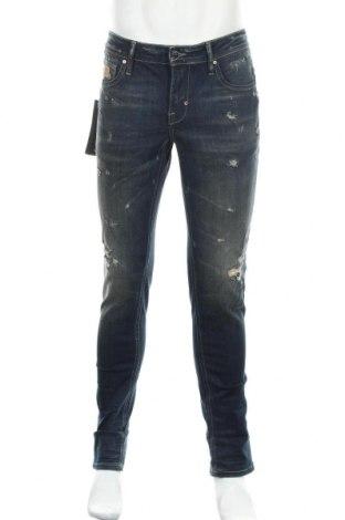 Мъжки дънки Antony Morato, Размер M, Цвят Син, 98% памук, 2% еластан, Цена 96,85лв.