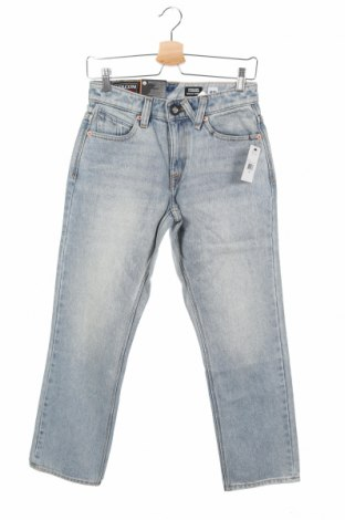 Ανδρικό τζίν Volcom, Μέγεθος XS, Χρώμα Μπλέ, Βαμβάκι, Τιμή 12,76€