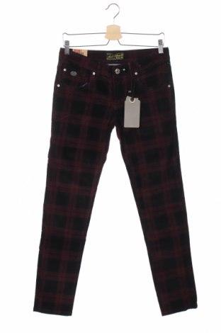 Мъжки джинси Alcott, Размер S, Цвят Червен, Памук, Цена 36,40лв.