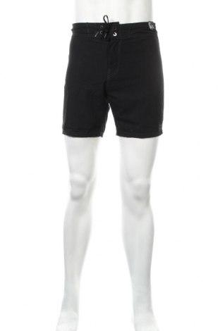 Мъжки къс панталон Billabong, Размер S, Цвят Черен, Полиестер, Цена 23,60лв.