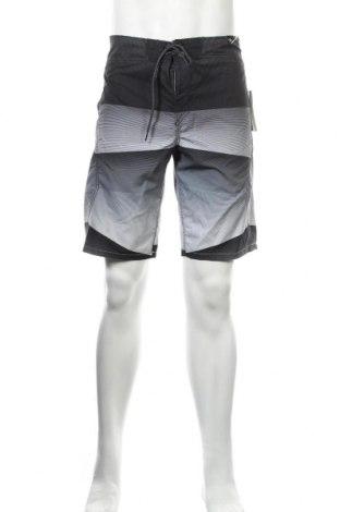Мъжки къс панталон Billabong, Размер S, Цвят Сив, Полиестер, Цена 27,60лв.