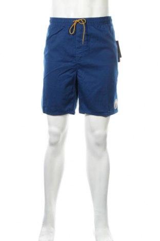 Ανδρικό κοντό παντελόνι Elements, Μέγεθος XL, Χρώμα Μπλέ, 80% πολυεστέρας, 20% βαμβάκι, Τιμή 19,16€
