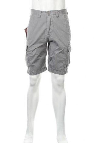 Ανδρικό κοντό παντελόνι Japan Rags by Le Temps des Cerises, Μέγεθος S, Χρώμα Γκρί, Βαμβάκι, Τιμή 25,65€