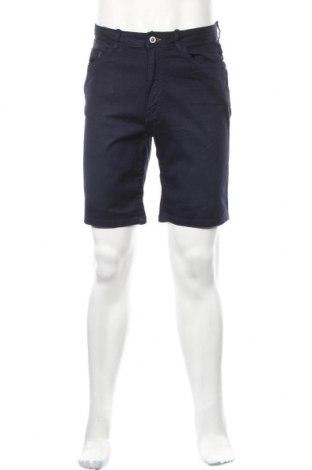 Ανδρικό κοντό παντελόνι Springfield, Μέγεθος M, Χρώμα Μπλέ, 98% βαμβάκι, 2% ελαστάνη, Τιμή 12,47€
