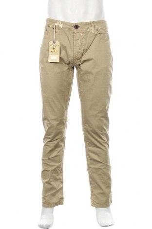 Мъжки панталон Alcott, Размер M, Цвят Бежов, 100% памук, Цена 52,00лв.