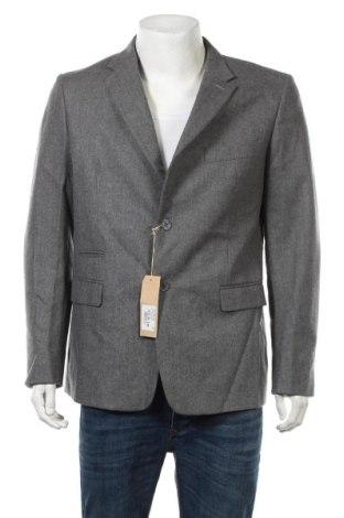 Ανδρικό σακάκι Armand Ventilo, Μέγεθος XL, Χρώμα Γκρί, Μαλλί, Τιμή 52,14€