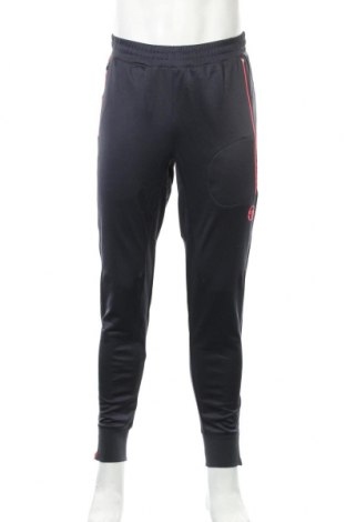 Мъжко спортно долнище Sergio Tacchini, Размер M, Цвят Сребрист, 60% полиестер, 40% памук, Цена 62,30лв.