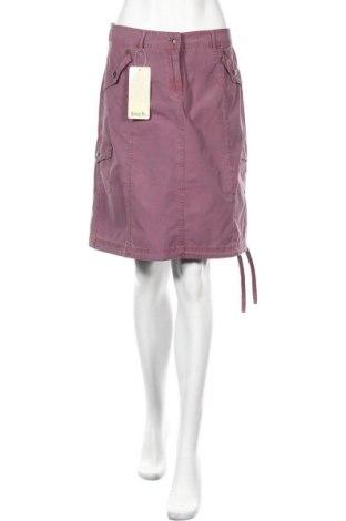 Φούστα Boysen's, Μέγεθος S, Χρώμα Βιολετί, Βαμβάκι, Τιμή 10,58€