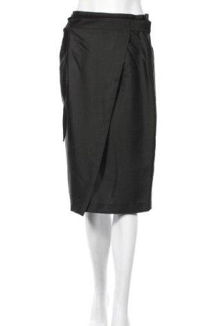 Φούστα Cacharel, Μέγεθος S, Χρώμα Πράσινο, 84% μαλλί, 16% πολυεστέρας, Τιμή 13,76€