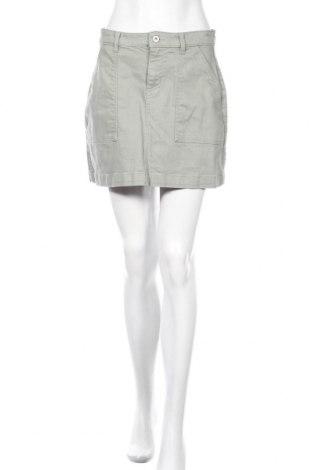 Пола H&M L.O.G.G., Размер M, Цвят Зелен, 98% памук, 2% еластан, Цена 5,38лв.