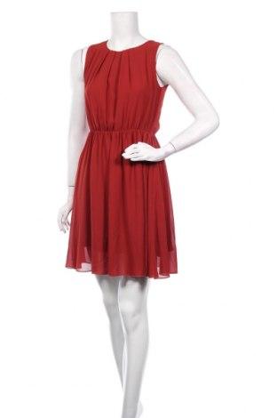 Рокля La Fee Maraboutee, Размер M, Цвят Червен, Полиестер, Цена 95,40лв.