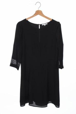 Φόρεμα Patrizia Pepe, Μέγεθος XS, Χρώμα Μαύρο, Πολυεστέρας, Τιμή 23,46€