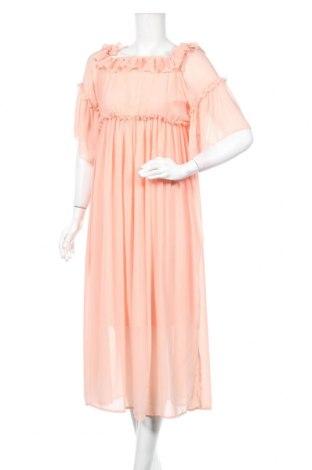 Φόρεμα Pretty Summer, Μέγεθος L, Χρώμα Ρόζ , Τιμή 15,98€