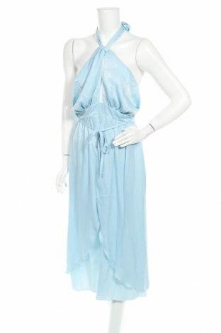 Φόρεμα Pretty Summer, Μέγεθος S, Χρώμα Μπλέ, 97% πολυεστέρας, 3% ελαστάνη, Τιμή 12,14€
