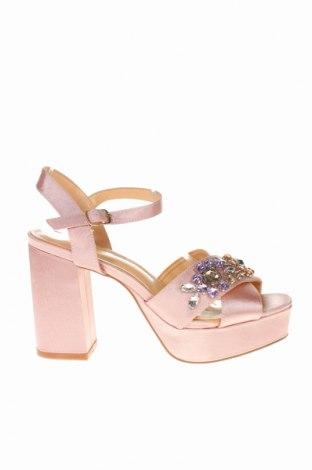 Σανδάλια Noa Harmon, Μέγεθος 38, Χρώμα Ρόζ , Κλωστοϋφαντουργικά προϊόντα, Τιμή 81,96€