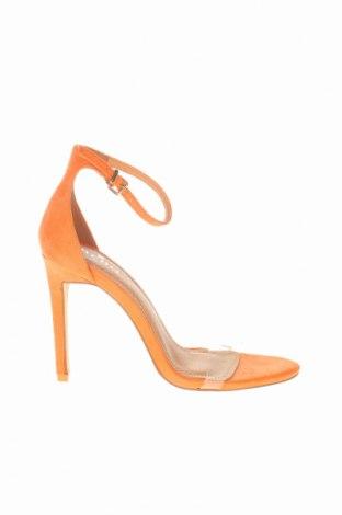 Σανδάλια Bebo, Μέγεθος 38, Χρώμα Πορτοκαλί, Κλωστοϋφαντουργικά προϊόντα, Τιμή 26,61€
