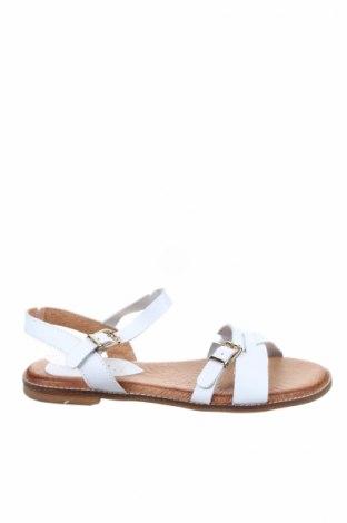 Σανδάλια CSY, Μέγεθος 39, Χρώμα Λευκό, Γνήσιο δέρμα, Τιμή 26,63€