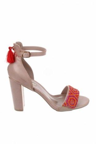 Σανδάλια Dorothy Perkins, Μέγεθος 42, Χρώμα Ρόζ , Δερματίνη, Τιμή 17,42€