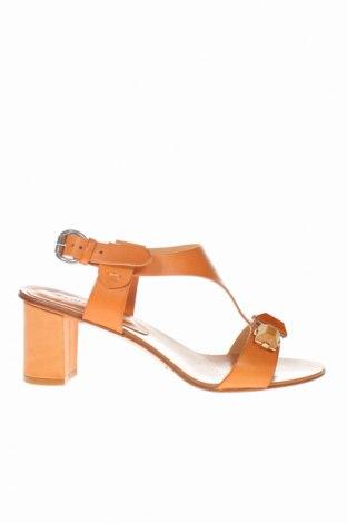 Σανδάλια Lottusse, Μέγεθος 36, Χρώμα Πορτοκαλί, Γνήσιο δέρμα, Τιμή 69,28€