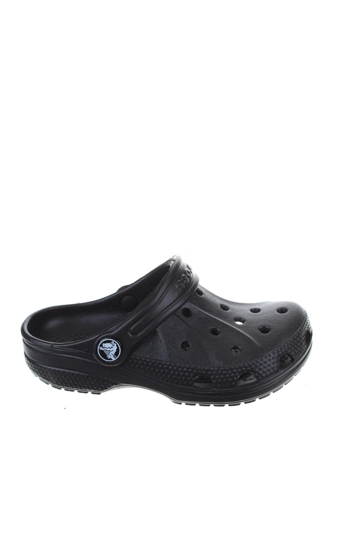 Γυναικείες παντόφλες Crocs, Μέγεθος 25, Χρώμα Μαύρο, Πολυουρεθάνης, Τιμή 21,34€