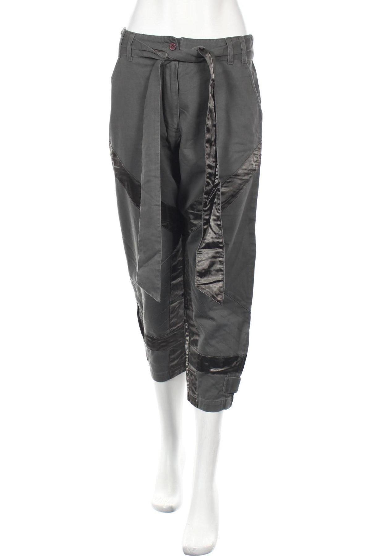 Дамски панталон Philosophy Blues Original, Размер M, Цвят Сив, Памук, Цена 28,60лв.