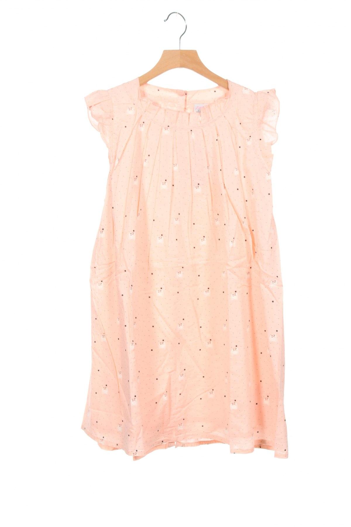 Dětské šaty  Karl Marc John, Velikost 11-12y/ 152-158 cm, Barva Růžová, Bavlna, Cena  859,00Kč