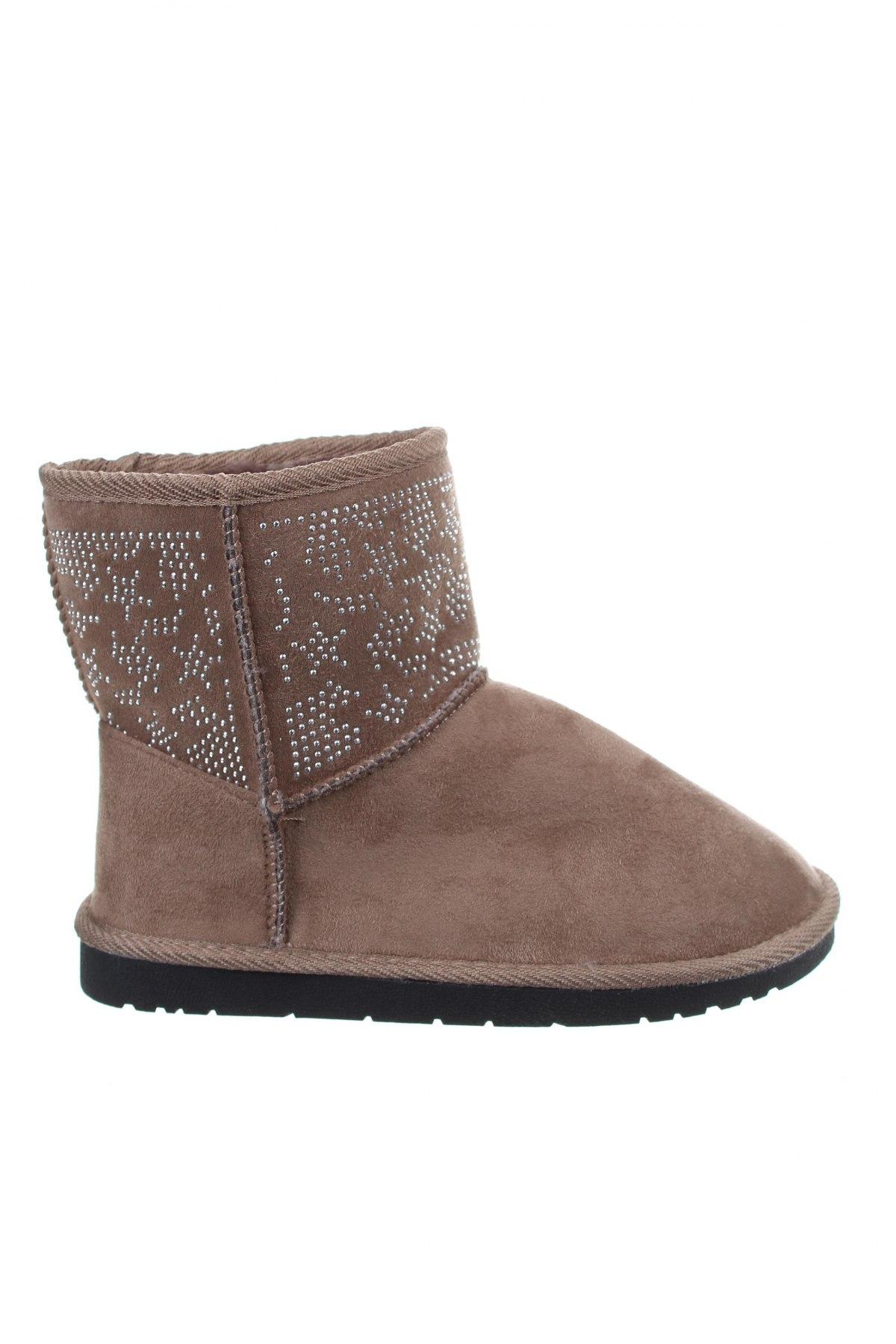 Παιδικά παπούτσια Bata, Μέγεθος 35, Χρώμα Καφέ, Κλωστοϋφαντουργικά προϊόντα, Τιμή 21,35€