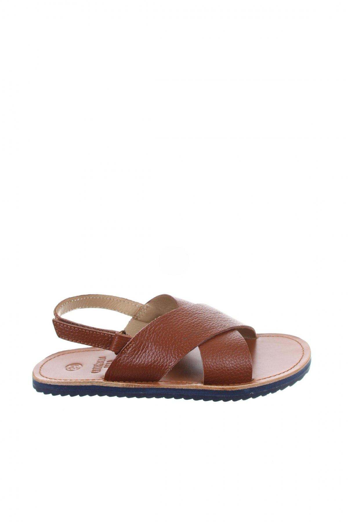 Детски сандали Carrement Beau, Размер 29, Цвят Кафяв, Естествена кожа, Цена 59,25лв.
